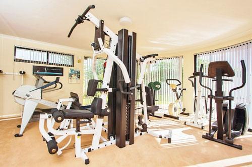 家庭健身房装修设计图片