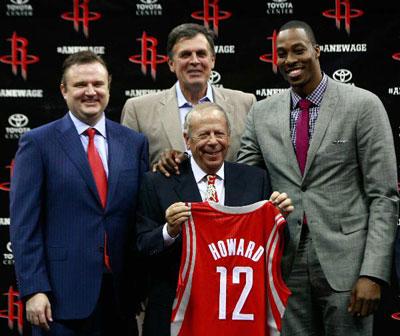 NBA休士顿火箭队老板亚历山大(Leslie Alexander)-NBA火箭队老板买