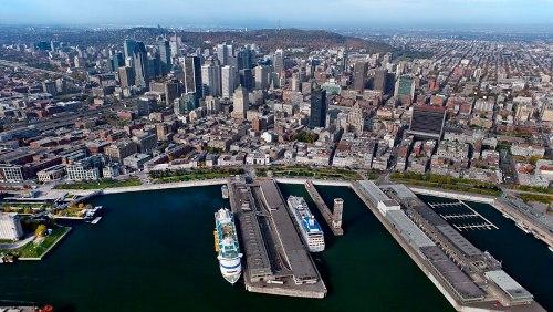 加拿大省份与城市划分