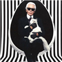 老佛爷Karl Lagerfeld  为爱猫铺平时尚路