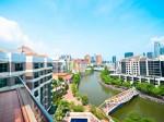"""乐居在""""花园之城""""新加坡 屋顶公寓畅享河畔美景"""