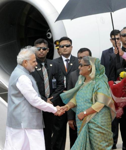 印度孟加拉交换领土 面积超2万公顷数万居民重划国籍