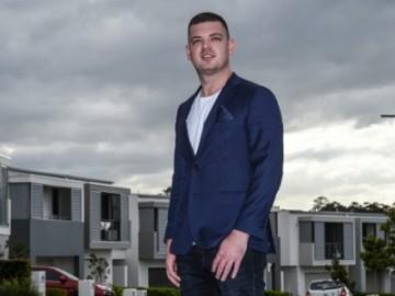 """悉尼""""房哥""""30岁坐拥170套房 年收225万房租!"""