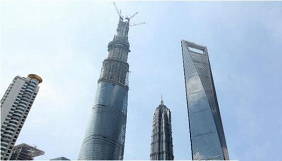 将竣工的世界十大高楼