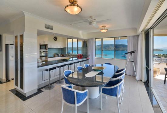 坐拥全方位美景的公寓套房,感受圣灵群岛度假风情