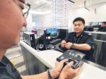 为应对安全威胁 6月起入境新加坡须通过指纹认证