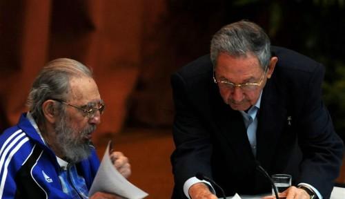 劳尔·卡斯特罗在2008年从身体不佳的哥哥菲德尔·卡斯特罗手中接过总统职位