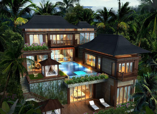 世界最美的别墅都有哪些风格