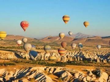 蓝色土耳其   旅行者们最向往的神秘天堂(图集)