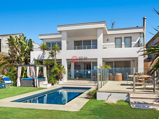 澳洲纳拉宾海滨豪宅:尽情说说拥抱别墅,享受乐园v豪宅图片想顶级海景住无敌的图片
