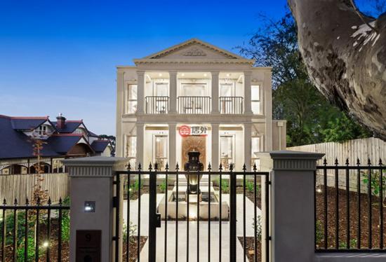 三层别墅设计图豪宅