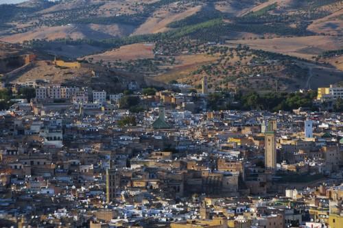 摩洛哥80%的居民是柏柏尔人,20%是混血