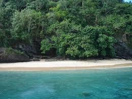 KORO LEVU是一个热带火山岛,东部有4个原始沙滩