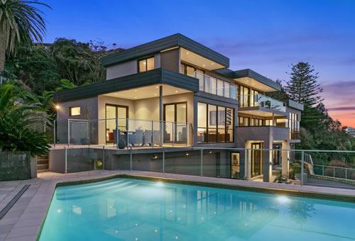 澳洲| 悉尼北部海灘稀缺性豪宅:飽覽無敵海景,獨特優化設計