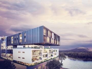 澳洲 | 回家犹如出外度假,堪培拉Southport公寓就是这么酷炫!