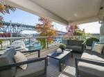 加拿大 | 温哥华顶级水岸豪宅:视野绝佳尽显无敌美景,精美设计提升居住体验
