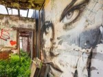 澳洲   墨尔本破落屋内有知名涂鸦 能拍高价?