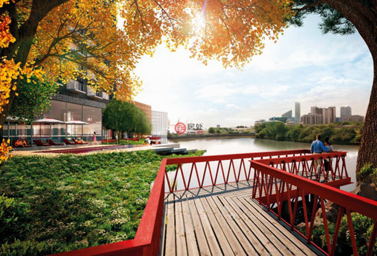 英國| 倫敦新地標London City Island,兼具創意與活力的新島嶼城市