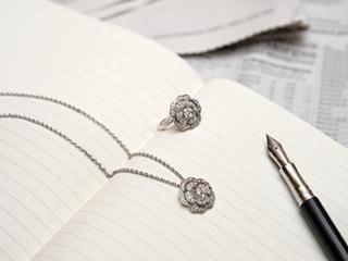 香奈儿全新Bouton de Camélia 系列高级珠宝