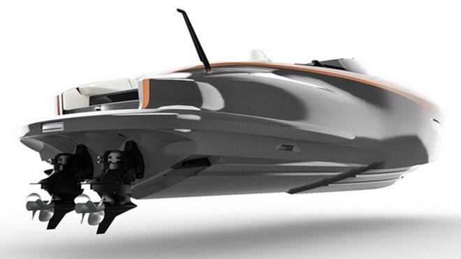 雷克萨斯发布概念游艇Sport Yacht Concept