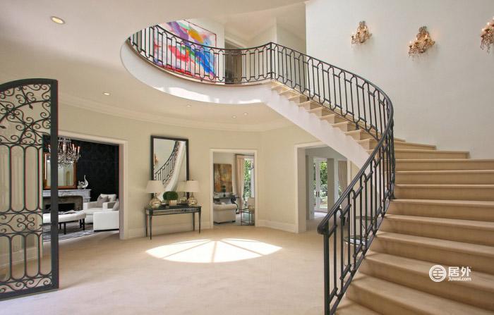 英国楼梯装修效果图