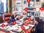特朗普办公室曝光 采访者表示十分有趣-热点