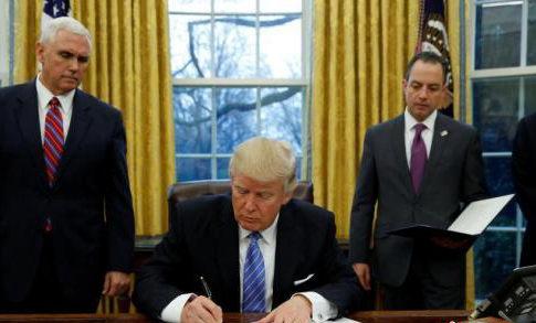 美国 | 媒体:特朗普将就移民政策发布多项行政令