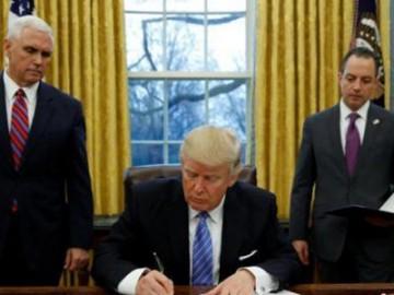 美国 | 媒体:川普将就移民政策发布多项行政令