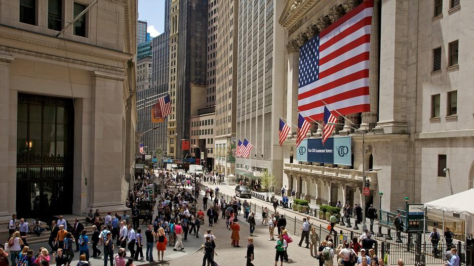 曼哈顿下城的华尔街更是全球最重要的金融中心之一