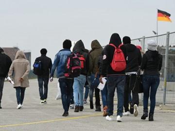 德国推出难民新法 被拒难民将失去10天自由-热点