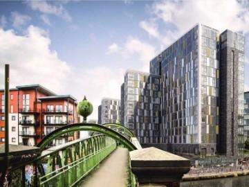 曼彻斯特首屈一指的酒店式公寓Downtown,为您带来丰厚投资收益 | 英国