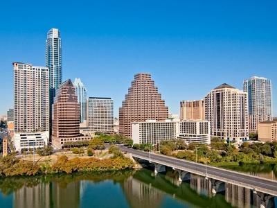 全美百大宜居城市由德州奥斯汀拔得头筹