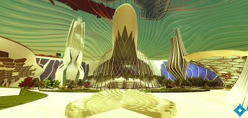 阿联酋移民计划 百年后在火星搭建可居住都市