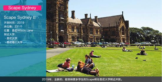 留学澳洲就住Scape学生公寓,丰富资源带来更多机会