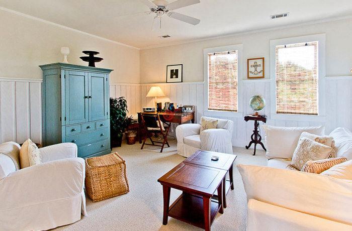 奥斯卡影后桑德拉·布洛克滨海豪宅对外出租 猜每晚租金有多贵?| 美国