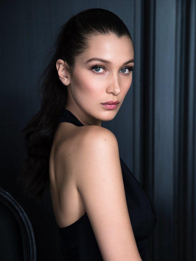贝拉·哈迪德拍摄首支迪奥彩妆广告