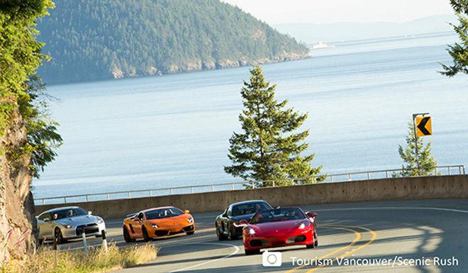 驱车在壮观的山川湖海中,用最不羁的方式狂欢