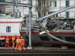瑞士火车脱轨事故 受伤乘客已经接受治疗无大碍-热点