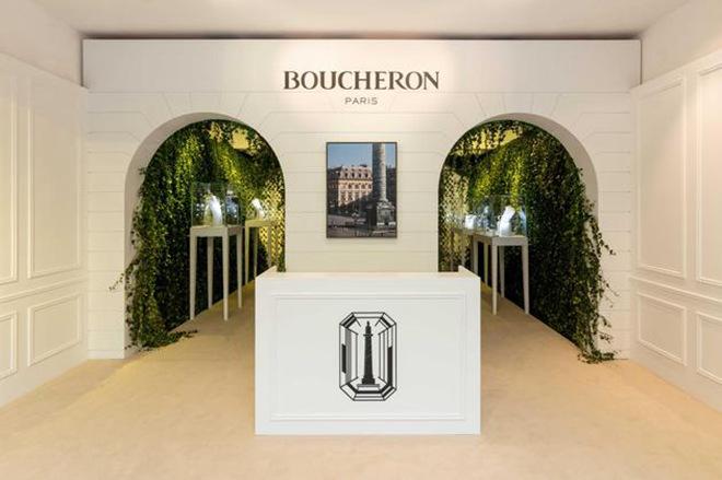 Boucheron宝诗龙亚太区Les Salons Boucheron展览