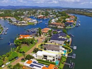 神仙湾河畔奢华杰作——顶级富豪住所、品味优雅生活   澳洲
