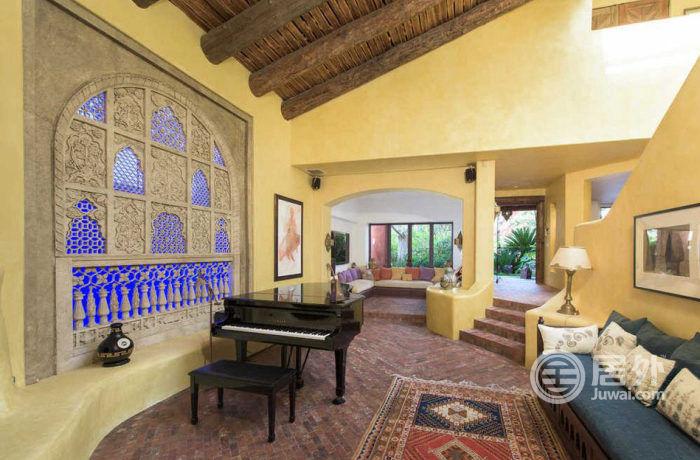 短期租住英国歌手斯汀的马里布海滨别墅 月租金2万美元