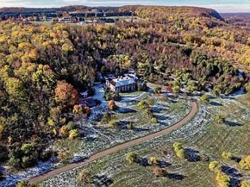 顶级建筑师打造最美乡村豪宅,赏枫胜地中的完美家园 | 加拿大