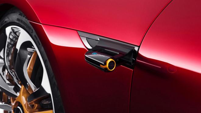 Mercedes-AMG 推出全家乐的GT概念车