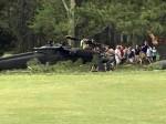 美直升机训练坠毁 人员伤势严重已送往医院治疗-热点