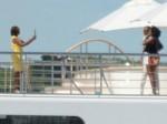 奥巴马夫妇度假 尽情享受退休快乐时光-热点