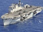 英国甩卖两栖舰 存在损耗同时新航母将竣工-热点