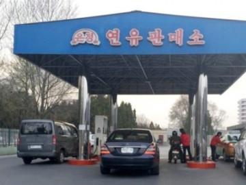 朝鲜平壤油价暴涨 多数加油站出现排队长龙-热点