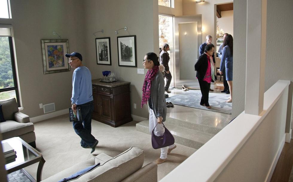 早在2013年,中国人已经成为美国住宅地产最大的外国买家