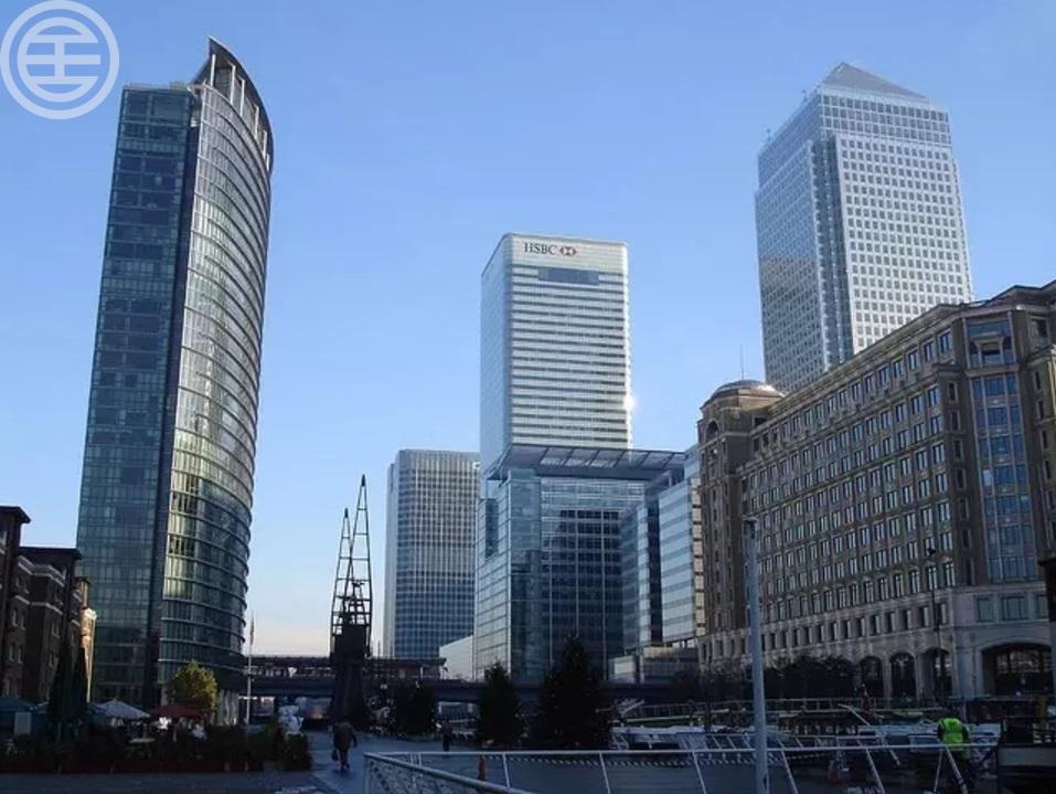 金丝雀的HSBC大厦