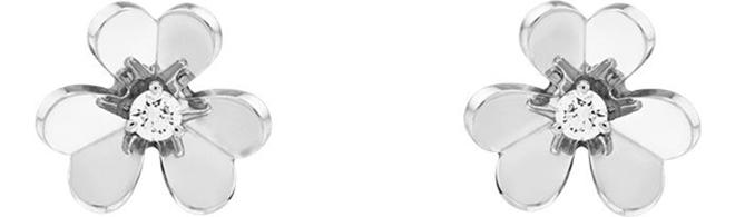 Van Cleef & Arpels梵克雅宝全新Frivole系列珠宝